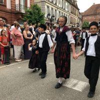 [Nos enfants à Wissembourg]